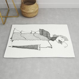 Lady of the Deep Rug