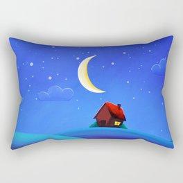 'Baby Bed 1'  Rectangular Pillow