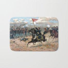 Sheridan's Ride -- American Civil War Bath Mat