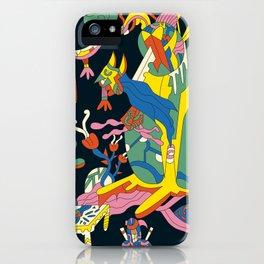 Untitled Hero iPhone Case