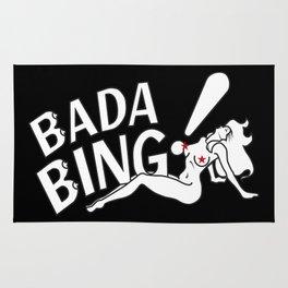 Neon Bada Bing! Rug