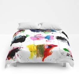 9 abstract rituals (2) Comforters
