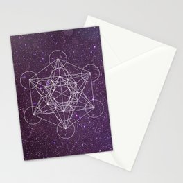 Star of Metatron Stationery Cards