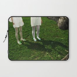 Where am I? Who are you? Laptop Sleeve