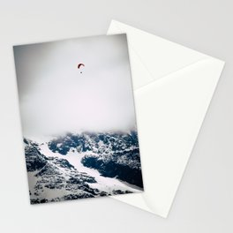 Paragliding Stationery Cards