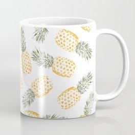 Pineapple Party Coffee Mug