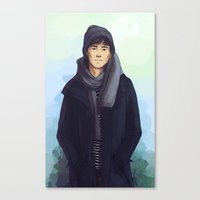 jem Canvas Prints featuring Jem Carstairs by taratjah