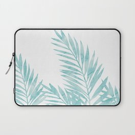 Palm Leaves Island Paradise Laptop Sleeve