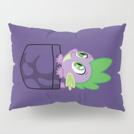 Spike Pocket Tee Pillow Sham