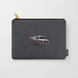 The A Team van illustration Carry-All Pouch