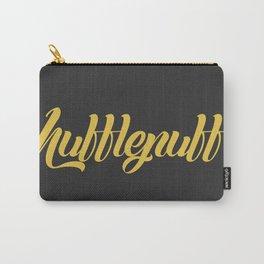 Hufflepuff Graffiti Carry-All Pouch