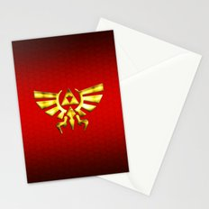 Zelda Link Stationery Cards