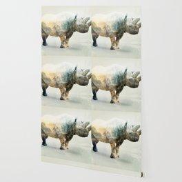 RHINO SPINE Wallpaper