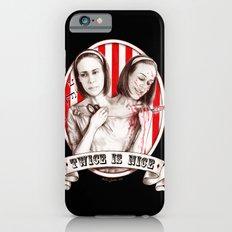 Tattler Twins (edited) Slim Case iPhone 6s