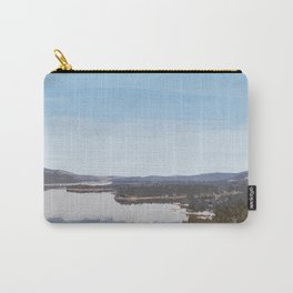Visit Big Bear Lake Carry-All Pouch