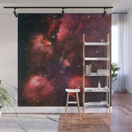 The Cat's Paw Nebula Wall Mural