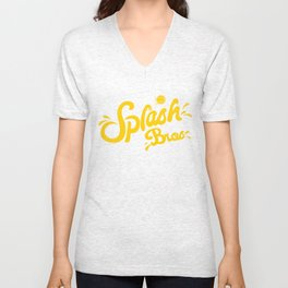 Splash Bros Unisex V-Neck
