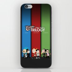 The Three Sweetest Flavours iPhone Skin