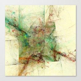 Smaragd Canvas Print