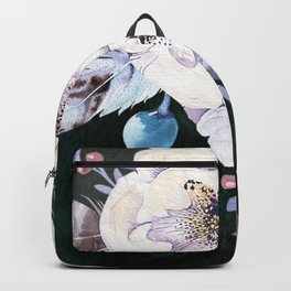 Flowers bouquet #58 Backpack