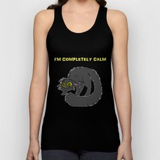 Completely Calm Unisex Tank Top