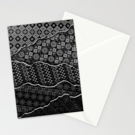 Pattern Madness Stationery Cards