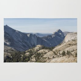 The Other Side of Half Dome Rug
