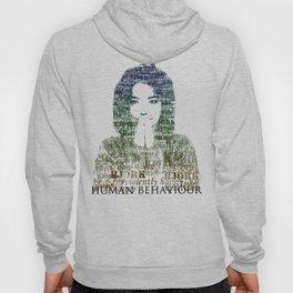 Bjork Human Behaviour  Hoody