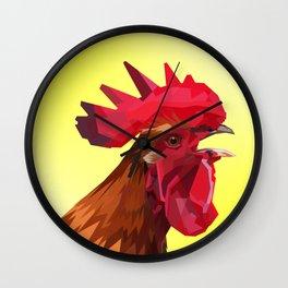 Snooze Alarm Wall Clock