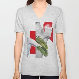 New Forms of Interaction Unisex V-Neck