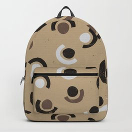 Silent nature // pattern - 2 Backpack