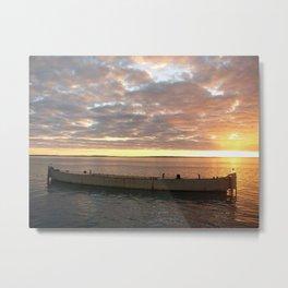 | Sunset | Frazer Island | Australia | Metal Print