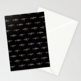 AR15 Pattern Stationery Cards