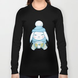 Winter Rabbit Long Sleeve T-shirt
