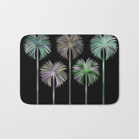 Tree 6 Bath Mat