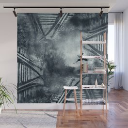 escape routes Wall Mural
