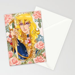 Versailles No Bara Stationery Cards
