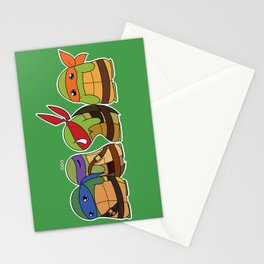 Jellybean Turtles  Stationery Cards