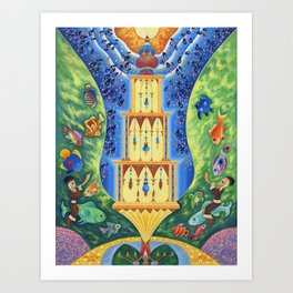 BNC#1999-019 Art Print