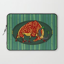 Year of the Ox Laptop Sleeve