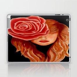 Serenity woman and nature Laptop & iPad Skin