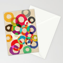 Loop Hoop Stationery Cards