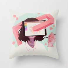 Create Throw Pillow