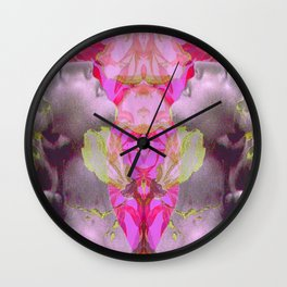 Who Needs Forever II Wall Clock