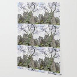 The Castle tree Wallpaper