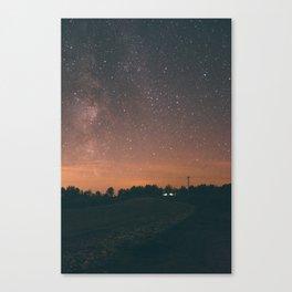 Starry Night I Canvas Print