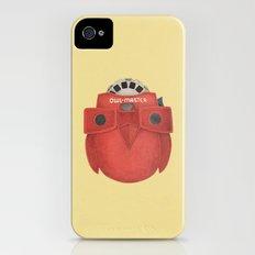 Owl-Master Slim Case iPhone (4, 4s)
