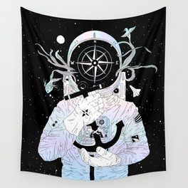 I'm Going Another Way to Find You Wall Tapestry