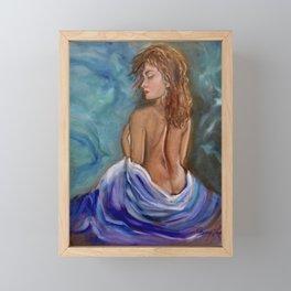 Beauty Framed Mini Art Print