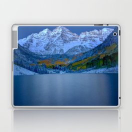 Maroon Bells at Dawn Laptop & iPad Skin